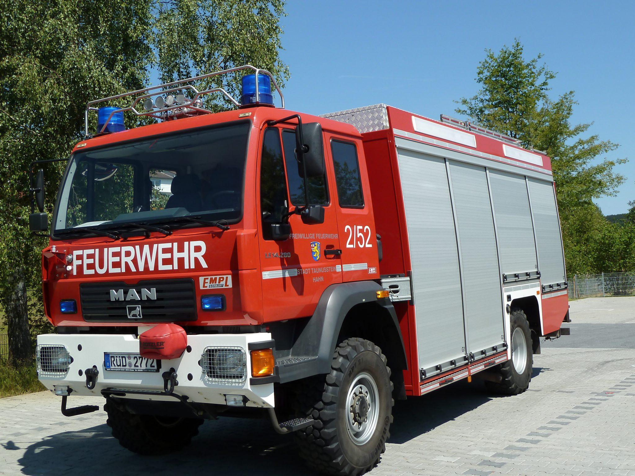 Rüstwagen (RW2)