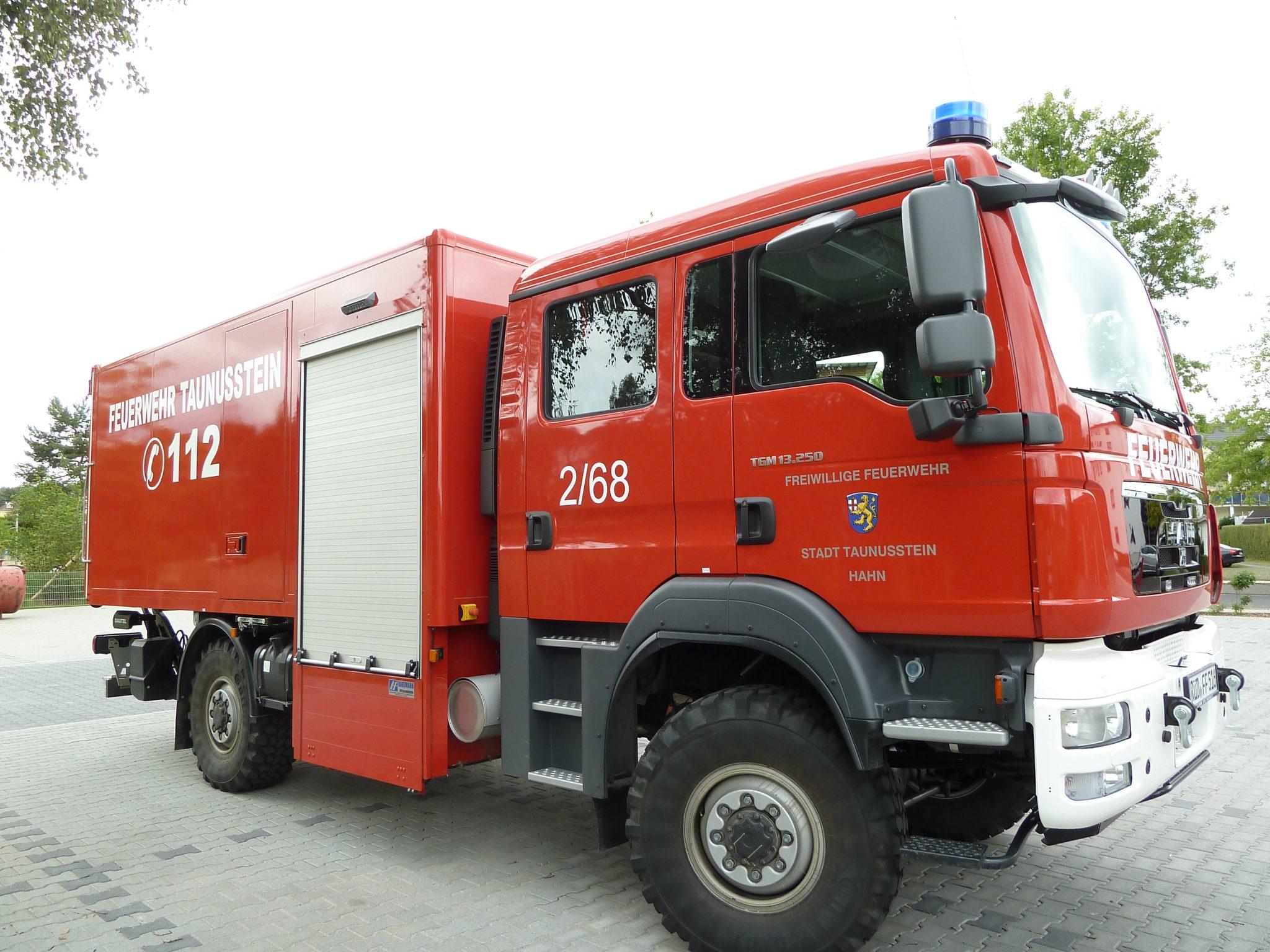 Gerätewagen Logistik (GW-L2)