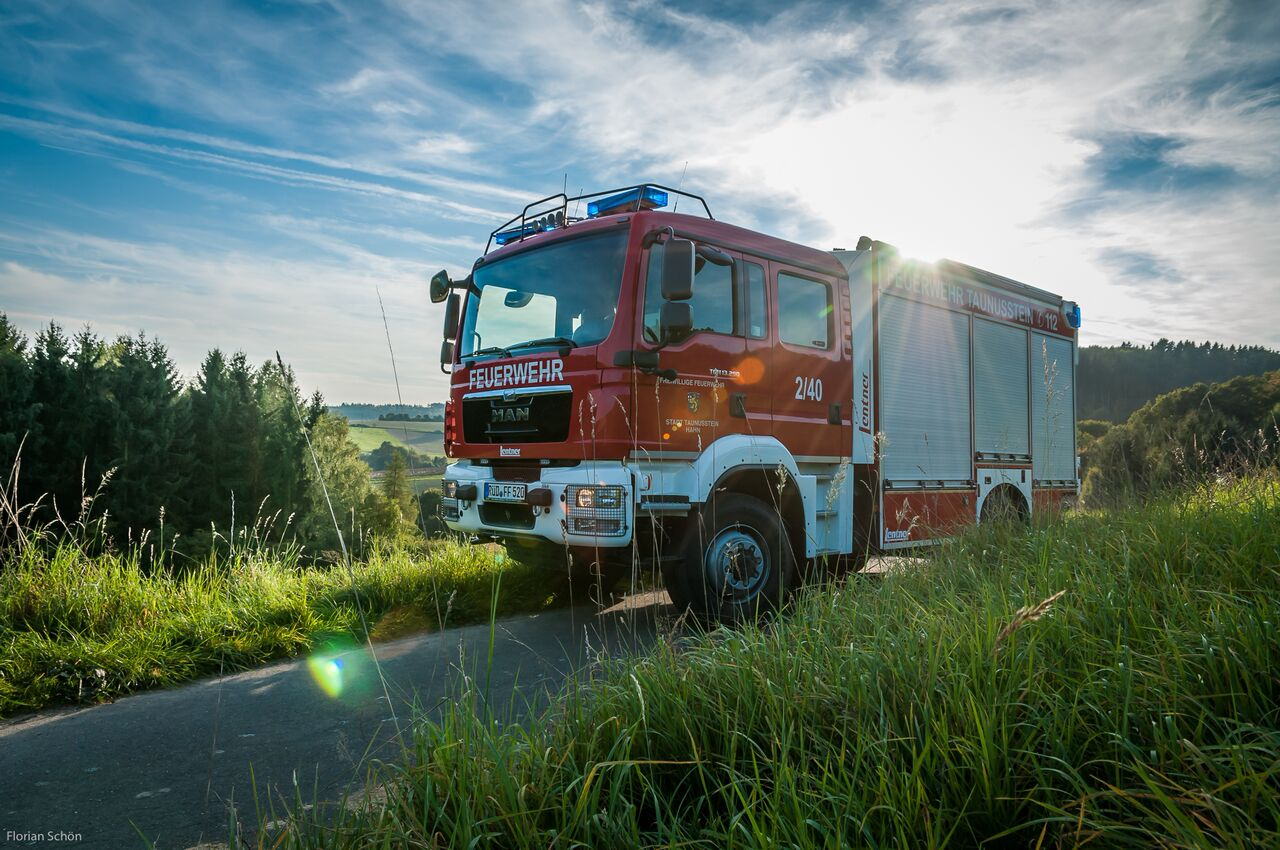 Staffellöschfahrzeug (StLF 20/25)