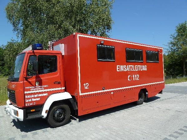 Einsatzleitwagen 2 (ELW 2)