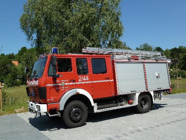Löschgruppenfahrzeug (LF16)