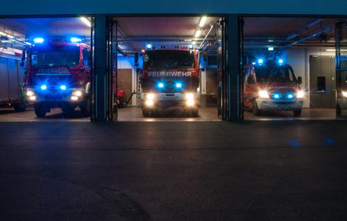 Fahrzeuge Der Feuerwehr