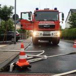 Arbeitsreicher Tag Für Die Feuerwehr Taunusstein