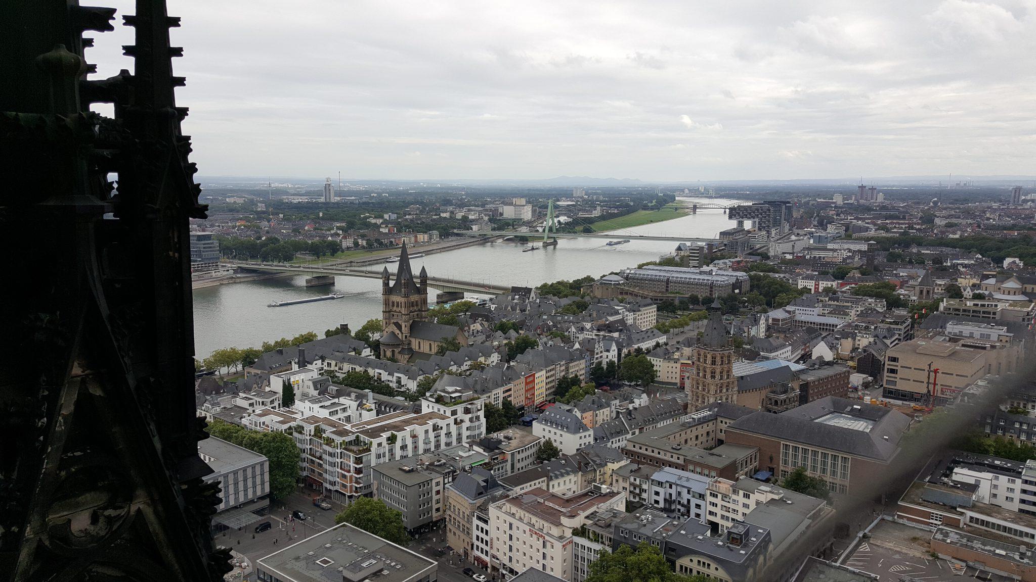 Blick Von Kölner Dom