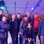 Besuch Auf Der Eisbahn