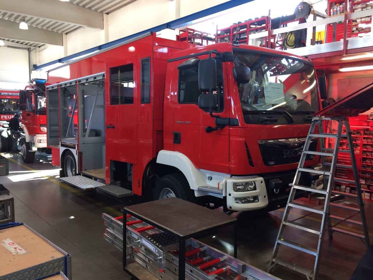 Neues LF20 In Produktion