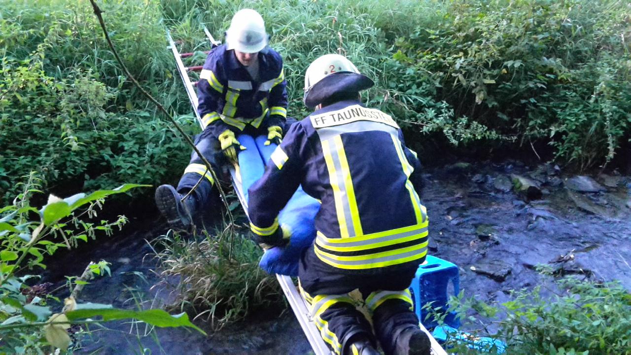 Rettung Aus Gewässer