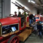 Minis Im Feuerwehr-Erlebnis-Museum